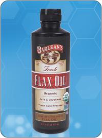 Total Omega 3-6-9 or Organic Flax Oil